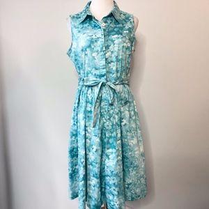 Talbots Size 14 Petite Dress